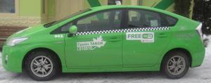 Green Taxi София